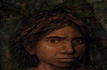 Denisovan girl